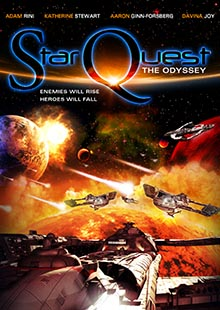 Movie Poster for Starquest: The Odyssey