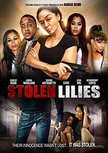 Movie Poster for Stolen Lilies