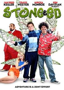 Movie Poster for Stone & Ed