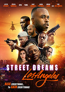 Box Art for Street Dreams: Los Angeles