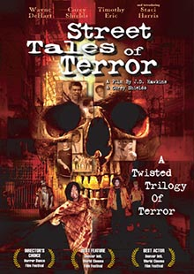 Box Art for Street Tales of Terror