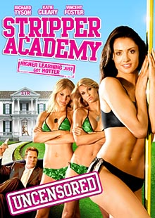 Movie Poster for Stripper Academy