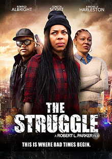 Movie Poster for The Struggle