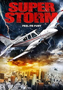 Movie Poster for Super Storm