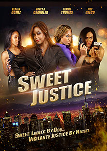 Movie Poster for Sweet Justice