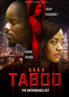 Movie Poster for Taboo