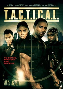 Movie Poster for T.A.C.T.I.C.A.L.
