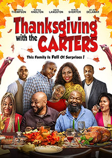 Movie Poster for Thanksgiving With The Carters