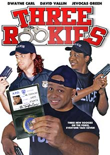 Movie Poster for Three Rookies