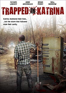 Box Art for Trapped In Katrina