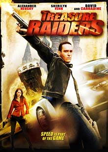 Movie Poster for Treasure Raiders