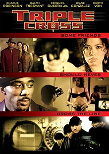 Movie Poster for Triple Cross (aka Bandidos)