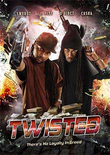 Movie Poster for Twisted
