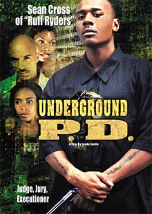 Box Art for Underground P.D.