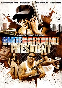 Movie Poster for Underground President