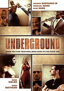 Movie Poster for Underground