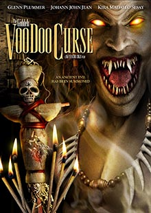 Box Art for Voodoo Curse: The Giddeh
