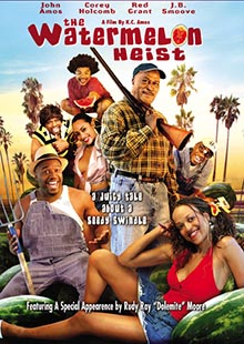 Movie Poster for Watermelon Heist, The