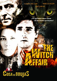 Box Art for Witch Affair, The (Cosa de Brujas)