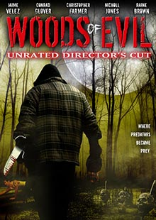 Movie Poster for Woods of Evil