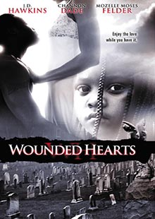Movie Poster for Wounded Hearts